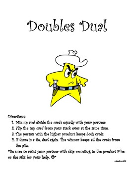 Doubles Dual- Multiplication