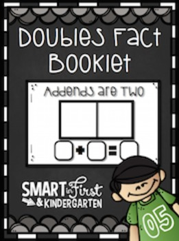 Doubles Fact Booklet Freebie