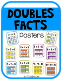 Doubles Fact Posters