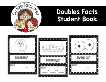 Doubles Fact Student Book
