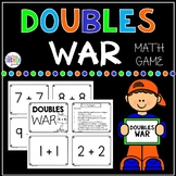 Doubles Fact War Game