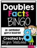 Doubles Facts Bingo