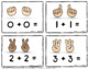 Addition Doubles Facts Flashcards 0-10