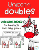 Doubles Facts Matching Games