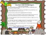 Doubles Facts Math Game: Cavemen vs. Archaeologists