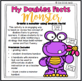 Doubles Facts Monster