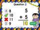 Doubles Facts Powerpoint Game