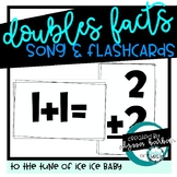 Doubles Facts Song and Flashcards