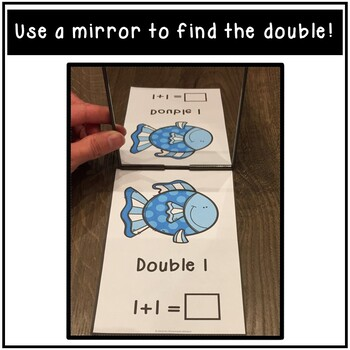 Doubles Facts Activity and Bingo FREEBIE