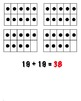 Doubles Facts - Ten Frame Images with Answers