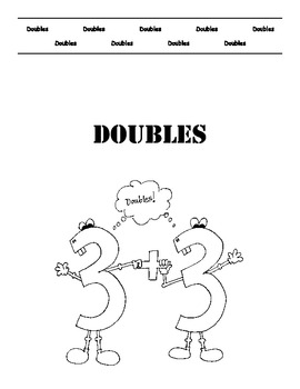 Doubles Facts for Addition