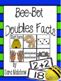 Doubles Facts to 18 BeeBot Mat