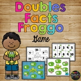 Doubles Facts Game, Kindergarten & First Grade, Math Stations