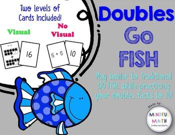 Doubles GO FISH
