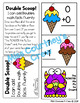 Doubles Games Math Fact Fluency 2 Games / Activities for Centers