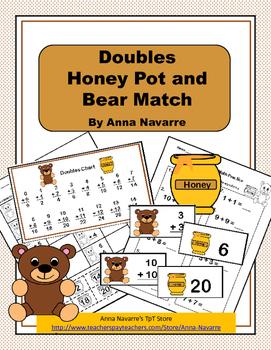Doubles Honey Pot and Bear Match