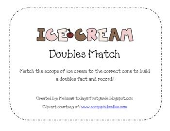 Doubles Ice Cream Cones