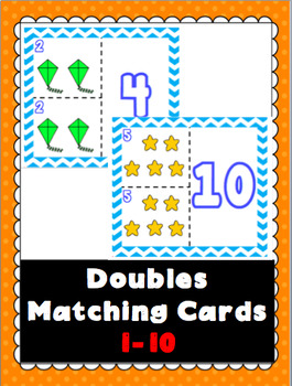 Doubles Matching Cards