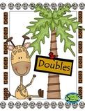 Doubles Math Center Activity