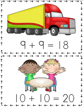Doubles Math Facts