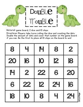 Doubles  2.OA.C.3  2nd Grade Math Helps