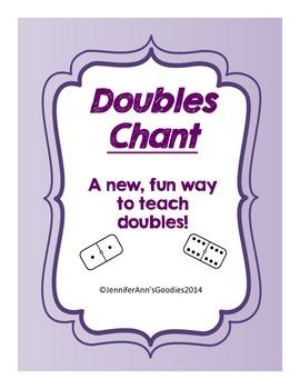 Doubles Math Poem / Chant
