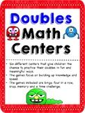 Doubles Math centers