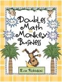 Doubles Math=Monkey Business