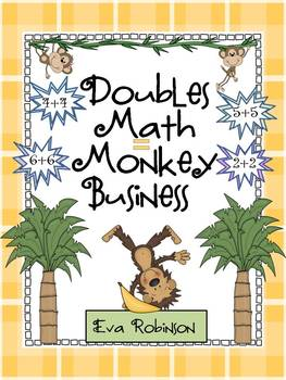 Doubles Math=Monkey Business