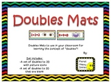 Doubles Posters & Poem in Chevron Print