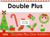 Doubles Plus 1 Addition Christmas Activity for use with Go
