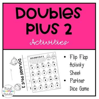 Doubles Plus 2 Activities