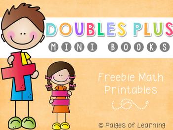 Doubles Plus Mini Books