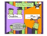 Doubles Plus One - A game to practice the addition strategy