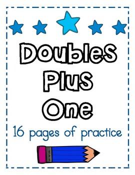 Doubles Plus One Computation Practice