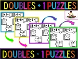 Doubles, Doubles Plus One, Doubles Minus One Puzzles