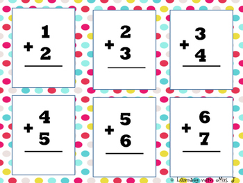 Doubles Plus One Math Fluency Games