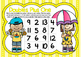 Doubles Plus One- Spring Theme Math Game