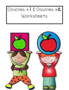 Doubles Plus Worksheets