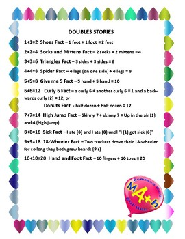 Doubles Poster and Stories