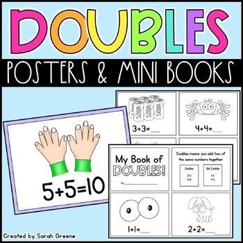 Doubles {Posters & Mini Books!}