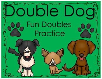 Doubles Practice with Rekenreks and Ten Frames! Includes D