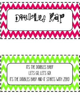 Doubles Rap Classroom Banner