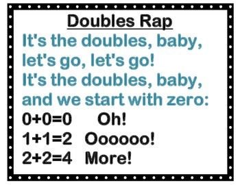 Doubles Rap Poster
