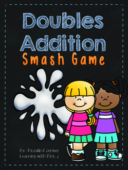 Doubles Addition Smash Game