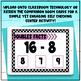 Doubles Subtraction Facts Interactive PDF
