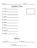 Doubles Test