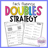 Doubles Facts Worksheets Within 20 Math Fact Fluency