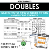 Doubles: Mental Math Addition Strategy Unit