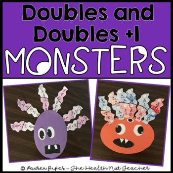 Doubles and Doubles +1 Monster Activity